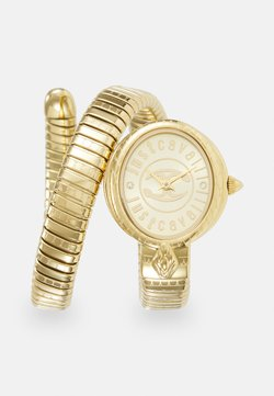 Just Cavalli - ALL GOLD SINGLE WRAP WATCH - Rannekello - champagne sunray