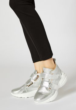 Felipa - Sneakers high - argent