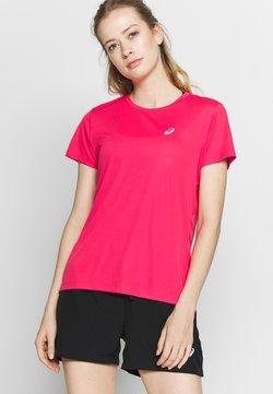 ASICS - Camiseta estampada - pixel pink