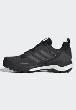 adidas Performance - TERREX SKYCHASER 2 BOOST - Zapatillas de senderismo - core black/grey four/dgh solid grey