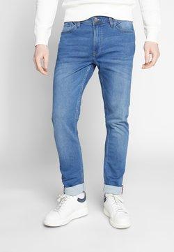 Blend - JET - Slim fit jeans - denim middle blue