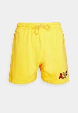 AS IF Clothing - COZY UNISEX - Jogginghose - yellow