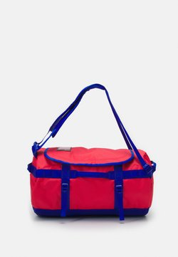 The North Face - BASE CAMP DUFFEL S UNISEX - Sporttasche - horizon red/blue