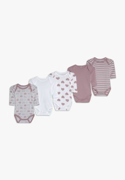 Name it - NBFBODY 5 PACK - Pyjama - pink nectar