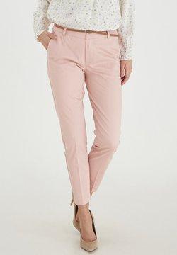 b.young - DAYS CIGARET - Pantaloni - rose tan