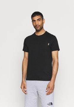 The North Face - RAINBOW TEE - T-shirt con stampa - black
