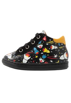 Shoo Pom - BOUBA DUCK - High-top trainers - black/mais