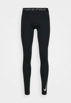 Nike Performance - WARM - Tights - black/white