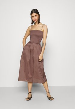 ARKET - DRESS - Beach accessory - brown