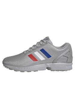 adidas Originals - ZX FLUX SHOES - Sneaker low - grey