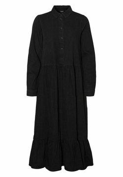 Vero Moda - Maxikleid - black denim