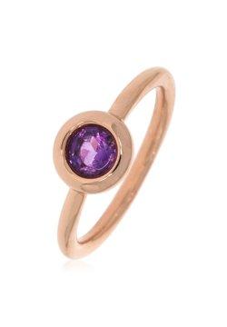 Xen - MIT AMETHYST  - Ring - gold