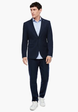 s.Oliver BLACK LABEL - Anzughose - dark blue