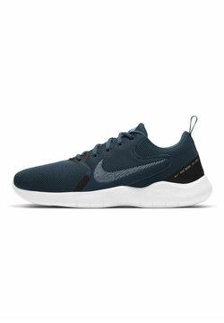 Nike Performance - FLEX EXPERIENCE RN 10 - Zapatillas de running neutras - midnight navy/obsidian/white