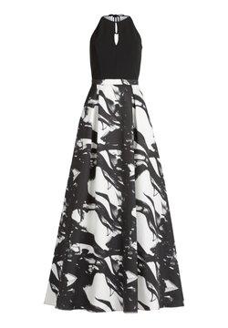 Vera Mont - MIT SPITZE - Cocktailkleid/festliches Kleid - weiß/schwarz