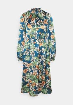 Vila - VIBLUME DRESS - Skjortekjole - china blue