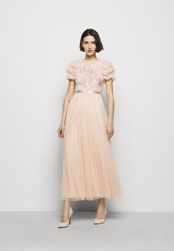 Needle & Thread - SHIRLEY RIBBON BODICE DRESS - Ballkjole - pink encore