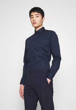 OLYMP - OLYMP NO.6 SUPER SLIM FIT  - Businesshemd - kobalt
