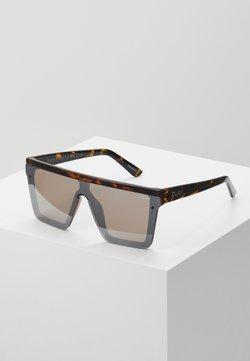 QUAY AUSTRALIA - HINDSIGHT - Gafas de sol - mottled brown/brown
