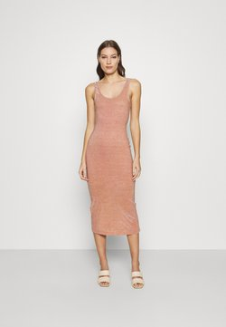 Third Form - STAR DUST SCOOPED TANK DRESS - Juhlamekko - blush