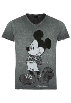 HANGOWEAR - T-Shirt print - anthrazit