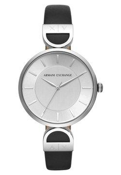 Armani Exchange - Montre - schwarz/silber