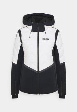 Colmar - Kurtka narciarska - white/black