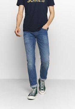 Replay - GROVER - Jeans a sigaretta - medium blue