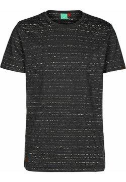 Ragwear - STEEF - T-Shirt print - black