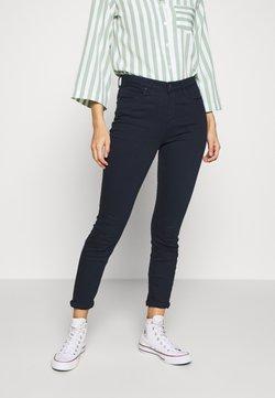 Springfield - SARGA  - Slim fit jeans - blue