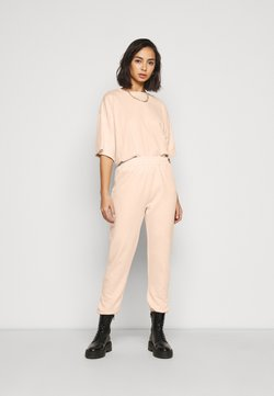 Missguided Petite - SET - Jogginghose - stone