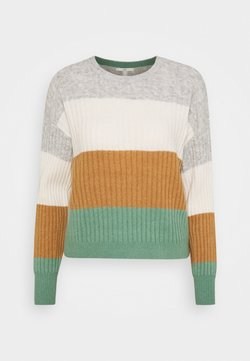 edc by Esprit - Strickpullover - dusty green