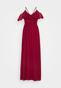 Nly by Nelly - LET YOU LOVE ME GOWN - Abito da sera - dark red