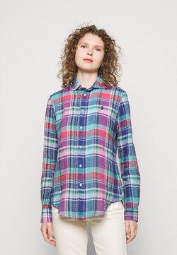 Polo Ralph Lauren - PLAID - Koszula - pink/blue