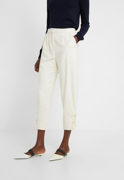 Mother of Pearl - JEWELL - Pantalon classique - ivory