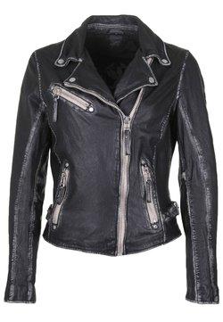 Gipsy - PGG LULV - Leren jas - black