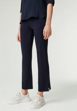 Bogner - Spodnie materiałowe - navy-blau