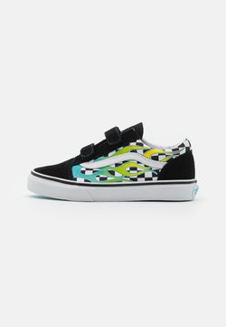 Vans - OLD SKOOL UNISEX - Sneakers laag - scuba blue/black