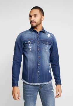 Redefined Rebel - JACKSON JACKET - Camicia - dark blue