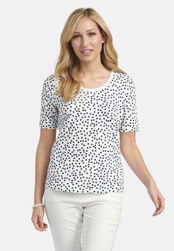 Basler - T-Shirt print - weiãŸ