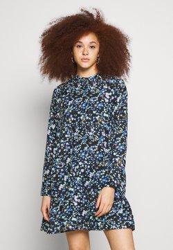 Envii - ENMAGIC DRESS - Skjortekjole - spray can fleur
