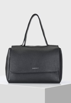 Crickit - CROSSBODY BAG CAIO - Umhängetasche - black