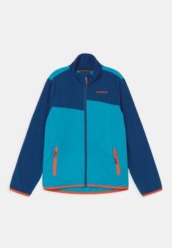 Icepeak - KENTWOOD UNISEX - Fleece jacket - blue