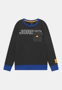 Jordan - NEXT UTILITY CREW - Bluza - black