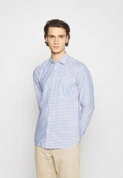 Only & Sons - ONSTRIPP LIFE STRIPED - Hemd - cashmere blue