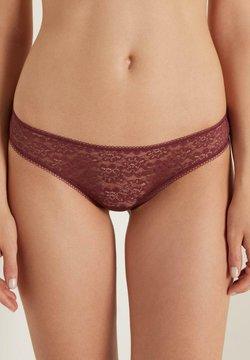 Tezenis - BRAZILIAN - String - braun u  pink brown