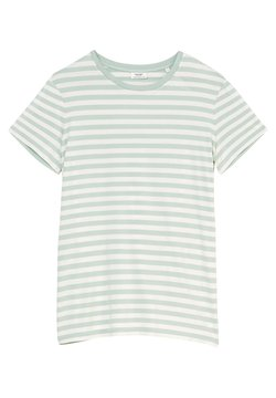 Marc O'Polo DENIM - T-Shirt print - multi/light carib