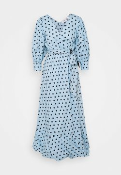 Diane von Furstenberg - ULRICA LONG - Maxikleid - light blue