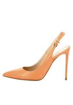 Evita - ALINA - Zapatos altos - orange