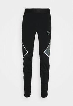 La Sportiva - YORIA PANT - Pantalones - black/cloud